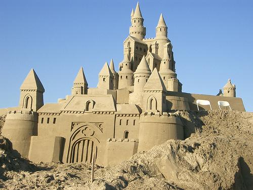 Fantasy Castle – Seal Beach, Ca.