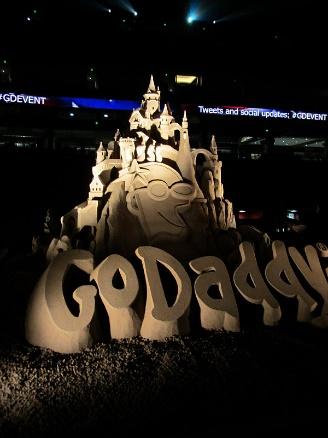 Go Daddy Christmas Party Phoenix, AZ