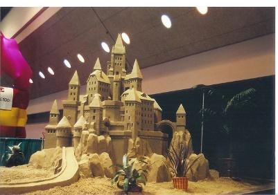 Castle for Builder's Show