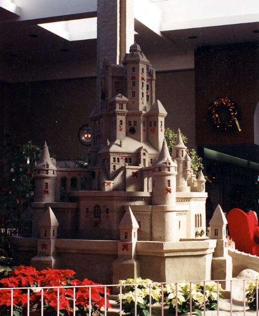 Santa's Castle – Laguna Hills Mall, CA.