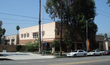 LOS ANGELES FIRE DEPARTMENT <br/> FIRE STATION #78 <br/> STUDIO CITY, CALIFORNIA
