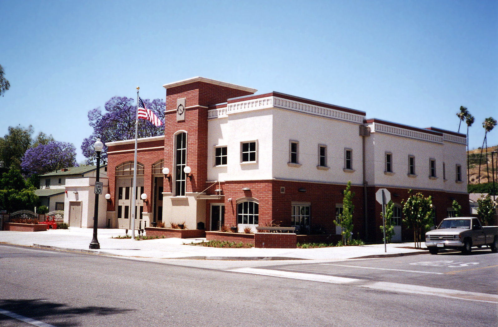 VENTURA COUNTY FIRE PROTECTION DISTRICT <br/> FIRE STATION #42 MOORPARK, CALIFORNIA