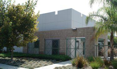 Cal State Northridge Postal – Receiving – Custodial Building