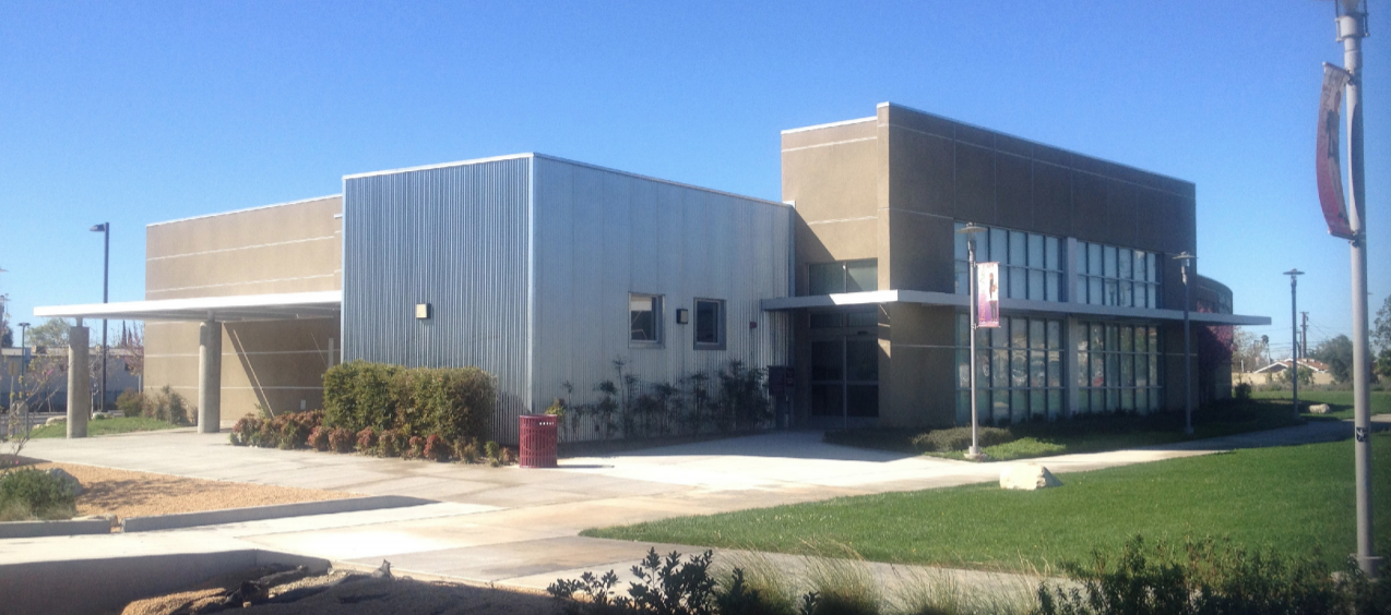 Chaffey Community College Classroom Building Fontana CA