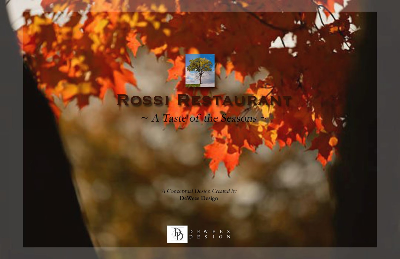 ROSSI RESTAURANT – ORANGE, CALIFORNIA