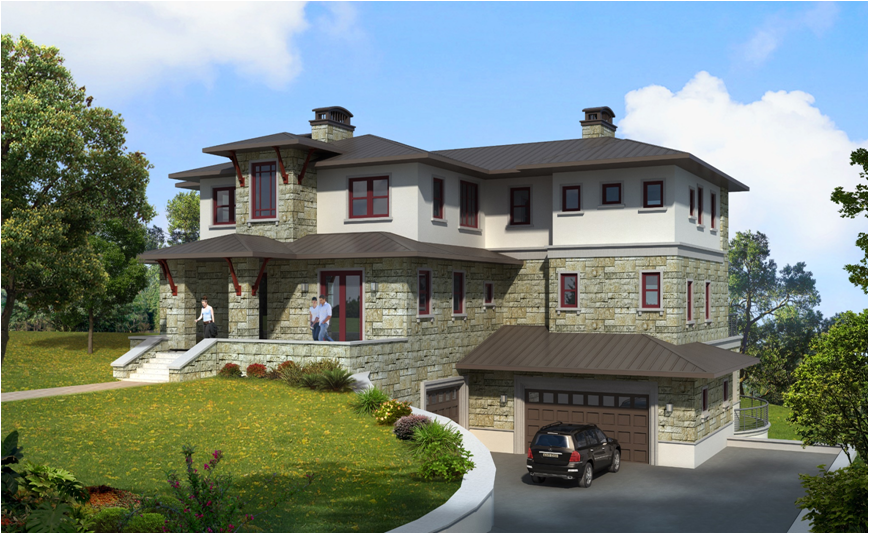 Custom Residences – Conceptual Design