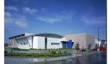 LOS ANGELES AIR FORCE BASE PHYSICAL FITNESS CENTER AND HEALTH AND WELLNESS CENTER (H.A.W.C.)