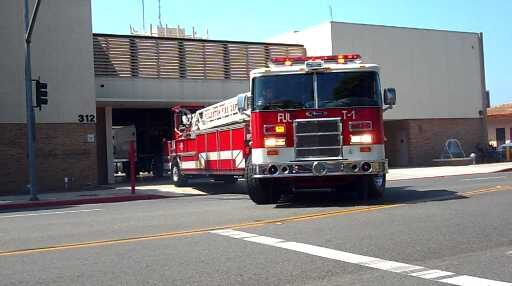 CITY OF FULLERTON – FULLERTON FIRE DEPARTMENT <br/> FIRE HEADQUARTERS STATION #1 <br/> TRAINING CENTER FEASIBILITY STUDY