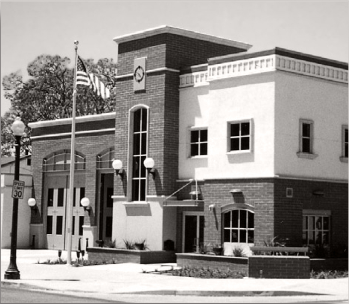 VENTURA COUNTY FIRE PROTECTION DISTRICT <br/>FIRE STATION #43 <br/> SIMI VALLEY, CALIFORNIA