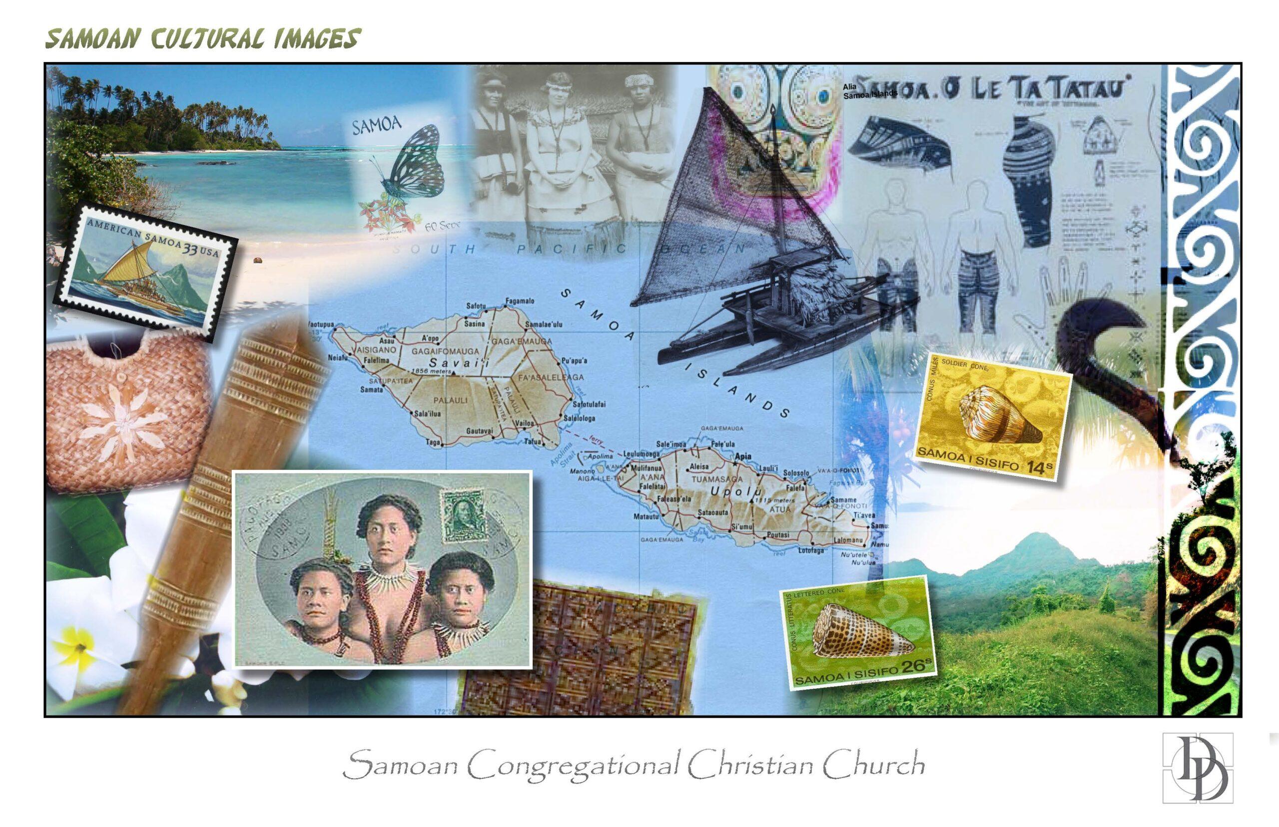 SAMOAN CONGREGATIONAL CHRISTIAN CHURCH                           SANTA ANA, CALIFORNIA